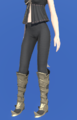 Model-Boots of the White Griffin-Female-AuRa.png