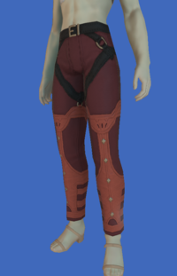 Model-Replica Sky Pirate's Trousers of Striking-Female-Roe.png