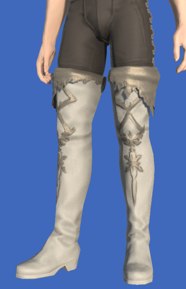 Model-Slothskin Boots of Striking-Male-Hyur.png