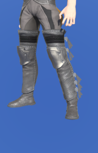 Model-Flame Sergeant's Jackboots-Male-Miqote.png