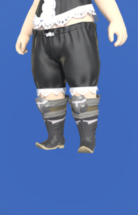 Model-Filibuster's Boots of Healing-Female-Lalafell.png
