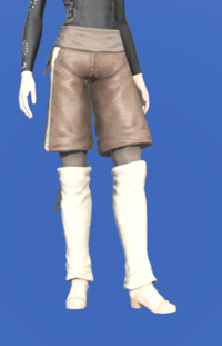 Model-Leather Culottes-Female-Elezen.png