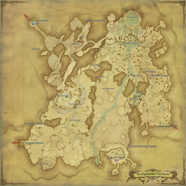The Dravanian Forelands Map.jpg