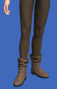 Model-Anamnesis Boots of Striking-Male-Elezen.png