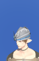 Model-Carbonweave Cap of Crafting-Male-Elezen.png