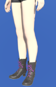 Model-Far Eastern Schoolgirl's Boots-Female-Hyur.png