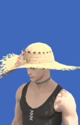 Model-Summer's Flame Hat-Male-Hyur.png