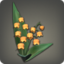 Orange Lily of the Valley Corsage Icon.png