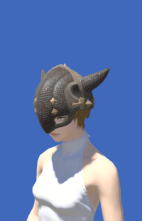 Model-Altered Boarskin Pot Helm-Female-Miqote.png