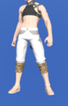 Model-Ramie Trousers of Gathering-Male-Miqote.png