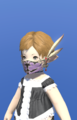 Model-Replica High Allagan Mask of Casting-Female-Lalafell.png