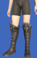 Model-Carborundum Boots of Aiming-Male-Hyur.png