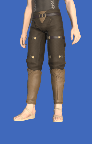Model-Gyuki Leather Trousers of Fending-Male-Hyur.png