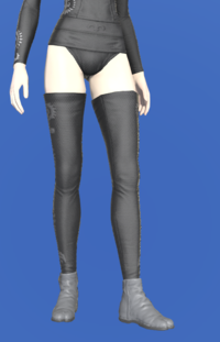 Model-Archaeoskin Boots of Scouting-Female-Elezen.png