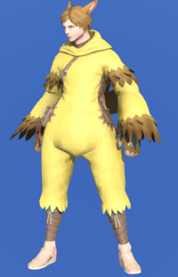 Model-Chocobo Suit-Male-Miqote.png