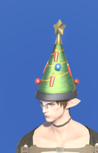 Model-Starlight Sugarloaf Hat-Male-Elezen.png