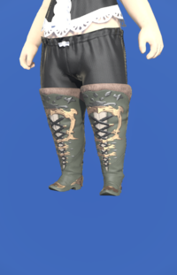 Model-Augmented Slothskin Boots of Aiming-Female-Lalafell.png