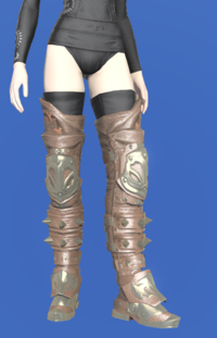 Model-Goatskin Leg Guards-Female-Elezen.png
