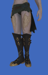 Model-Replica Sky Pirate's Boots of Fending-Male-AuRa.png