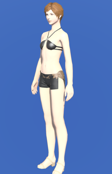 Model-Black Summer Halter-Female-Hyur.png