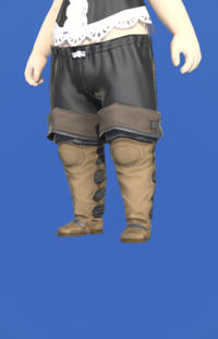 Model-Boarskin Thighboots-Female-Lalafell.png