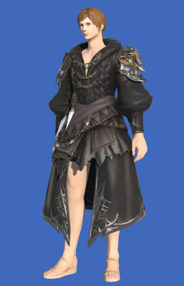 Model-Carborundum Robe of Casting-Male-Hyur.png