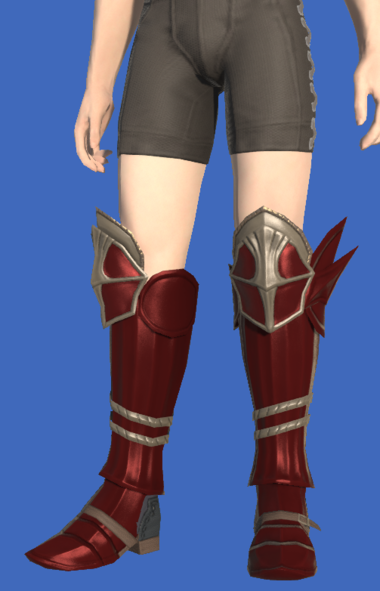 Model-Doman Steel Greaves of Scouting-Male-Hyur.png