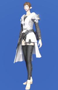 Model-Direwolf Tabard of Aiming-Female-Elezen.png