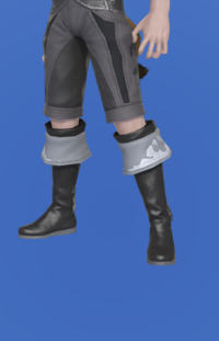 Model-Kirimu Boots of Healing-Male-Miqote.png