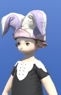 Model-Rainbow Cap of Healing-Male-Lalafell.png