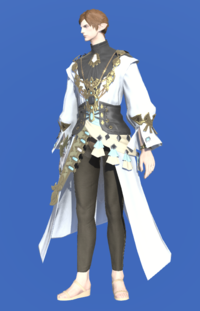 Model-Gemkeep's Gown-Male-Elezen.png