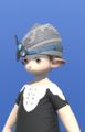Model-Carbonweave Cap of Crafting-Male-Lalafell.png