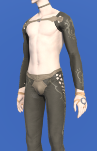 Model-Hard Leather Ringbands-Male-Elezen.png
