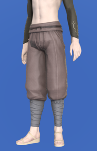Model-Rakshasa Tsutsu-hakama of Maiming-Male-Elezen.png