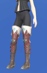 Model-Slothskin Boots of Healing-Female-AuRa.png