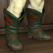 Gyuki Leather Boots of Gathering--huntergreen.png
