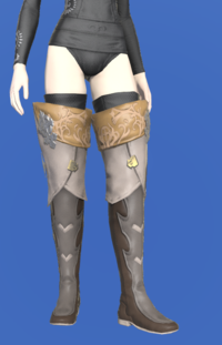 Model-Antiquated Gunner's Thighboots-Female-Elezen.png