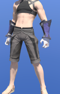 Model-Faerie Tale Prince's Gloves-Male-Miqote.png