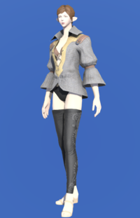 Model-Flame Private's Shirt-Female-Elezen.png