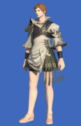 Model-Indigo Ramie Tabard of Aiming-Male-Hyur.png