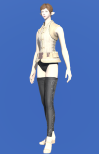 Model-Amateur's Doublet Vest-Female-Elezen.png