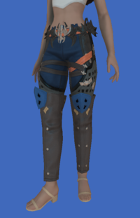 Model-Replica Sky Rat Breeches of Maiming-Female-Viera.png