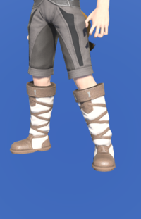 Model-Aetherial Goatskin Boots-Male-Miqote.png