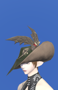 Model-Orthodox Tricorne of Scouting-Female-Elezen.png