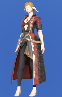 Model-Griffin Leather Coat of Striking-Female-AuRa.png