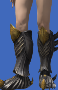 Model-Tarnished Feet of Pressing Darkness-Female-Viera.png
