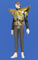Model-The Body of the Golden Wolf-Male-Elezen.png