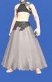 Model-True Linen Skirt of Fending-Male-Miqote.png