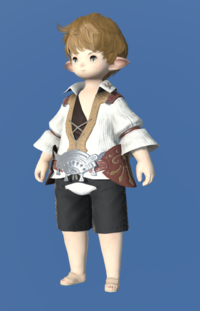 Model-Aetherial Woolen Shirt-Male-Lalafell.png