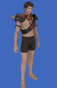 Model-Replica Sky Rat Harness of Striking-Male-Hyur.png